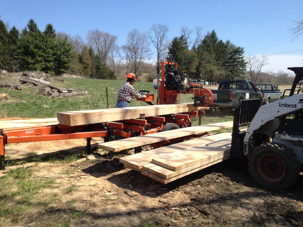 Logs To Heirlooms - Fire wood, Saw Mill Services