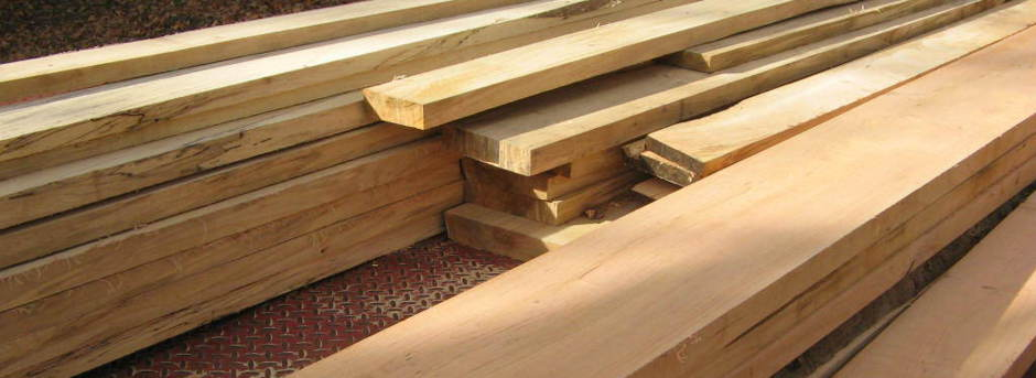 Logs To Heirlooms - Timber Frame sawmill services and lumber sales